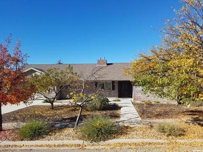 Provo Single Family Home For Sale: 3837 N Foothill Drive Dr E