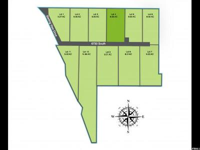 Hyrum Residential Lots & Land For Sale: 1343 W 6710 S