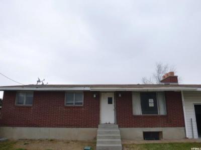 West Jordan Single Family Home For Sale: 8225 S 2700 W