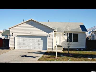 Tooele UT Single Family Home For Sale: $214,900