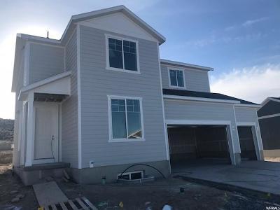 Eagle Mountain Single Family Home For Sale: 1826 E Lone Tree Pkwy #311