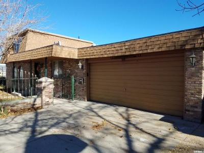 Magna Single Family Home For Sale: 3067 S 8900 W