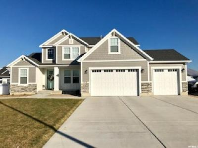 Spanish Fork Single Family Home For Sale: 912 W 1300 S