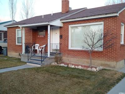Provo Single Family Home For Sale: 866 N 750 W