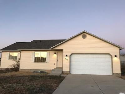 Tooele Single Family Home For Sale: 752 W 2 Oclock Dr