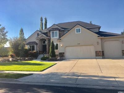 South Jordan Single Family Home For Sale: 3258 W 10755 S