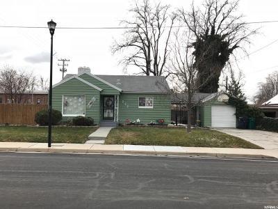Sandy Single Family Home For Sale: 272 E Main S