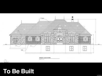 Provo Single Family Home For Sale: 182 Stone Gate Ln