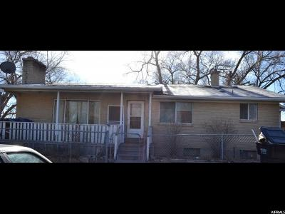 Rush Valley Single Family Home For Sale: 293 Pine St