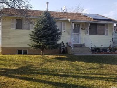 Orem Single Family Home For Sale: 543 N 800 W