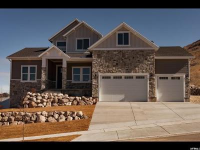 Herriman Single Family Home For Sale: 14563 S Valle Vista Dr W #38