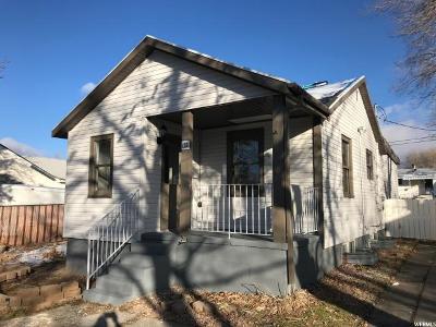 Tooele UT Single Family Home For Sale: $184,900
