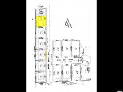 Smithfield Residential Lots & Land For Sale: 1032 E 300 S
