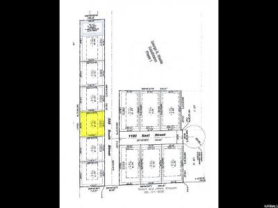 Smithfield Residential Lots & Land For Sale: 1092 E 300 S