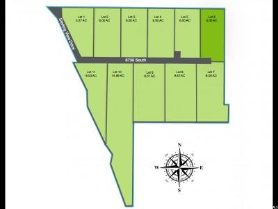 Hyrum Residential Lots & Land For Sale: 1231 W 6730 S