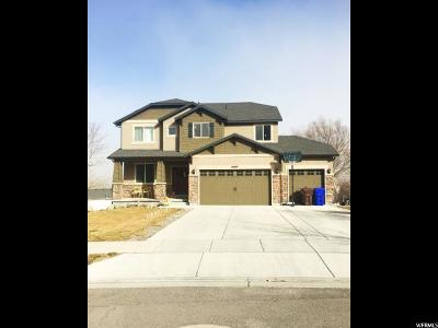 Eagle Mountain Single Family Home For Sale: 3089 E Sandpiper Rd
