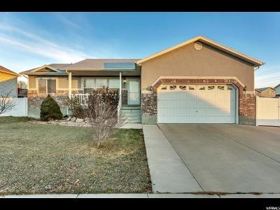 West Valley City Single Family Home For Sale: 5896 W Snowbush Ln S