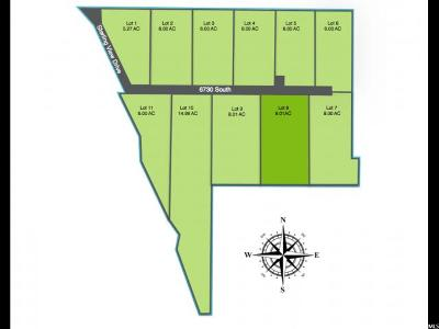 Hyrum Residential Lots & Land For Sale: 1298 W 6730 S