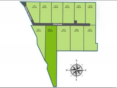 Hyrum Residential Lots & Land For Sale: 1452 W 6730 S