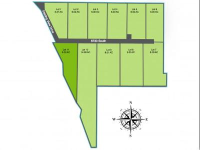 Hyrum Residential Lots & Land For Sale: 1482 W 6730 S