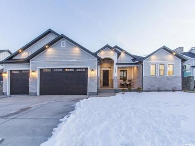 South Jordan Single Family Home For Sale: 2047 W Taylor View Dr