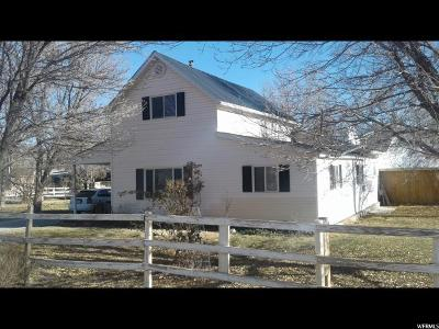 Green River UT Single Family Home For Sale: $108,900