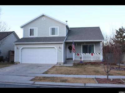 Eagle Mountain Single Family Home For Sale: 4117 E Ofallons Way N