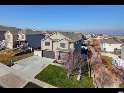 Saratoga Springs Single Family Home For Sale: 164 W Kestrel Dr S
