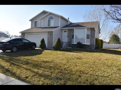 West Valley City Single Family Home For Sale: 3394 S 6225 W