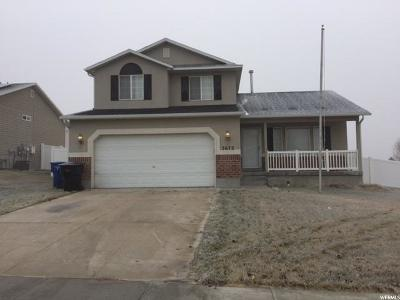 Magna Single Family Home For Sale: 3672 S Wind Dancer Ct W