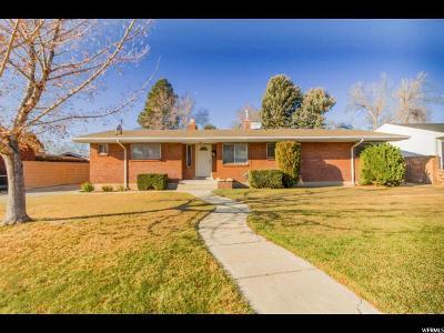 Orem Single Family Home For Sale: 384 S 650 E
