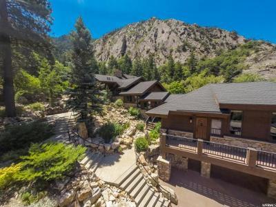 Ogden Single Family Home For Sale: 59 E Ogden Canyon S