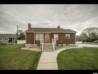 Orem Single Family Home For Sale: 463 E 400 S