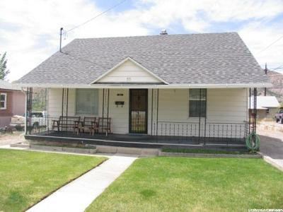 Helper Single Family Home For Sale: 55 Palmer