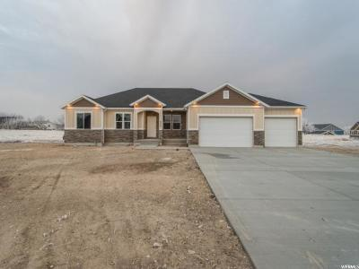 Grantsville Single Family Home For Sale: 923 S Zachary Ct #122