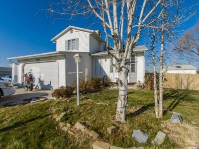 West Valley City Single Family Home For Sale: 6734 W 4145 S