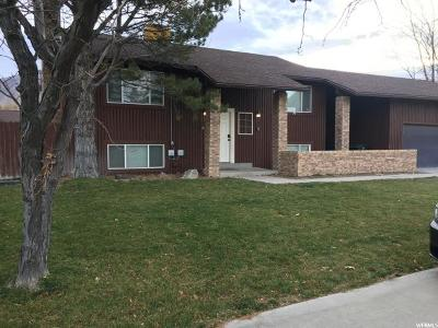 Stansbury Park Single Family Home For Sale: 402 Country Clb