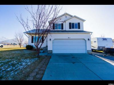 Tooele Single Family Home For Sale: 911 W 300 S
