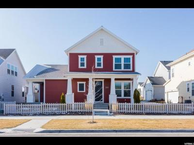 South Jordan Single Family Home For Sale: 10526 S Split Rock Dr W