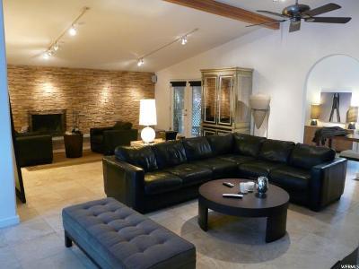 Holladay Single Family Home For Sale: 1553 E Spring Run Dr