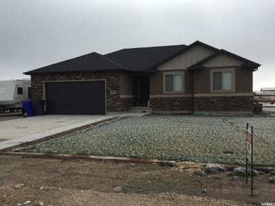Grantsville Single Family Home For Sale: 486 E Durfee St S