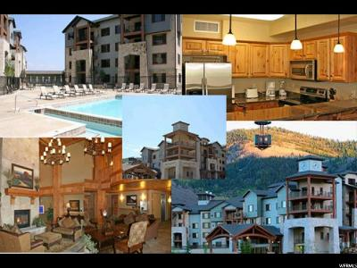 Park City Condo For Sale: 2669 Canyons Resort Dr #212ABC