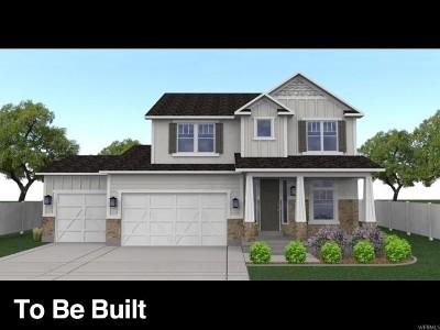 Tooele Single Family Home For Sale: 249 W Quartz Rd #526