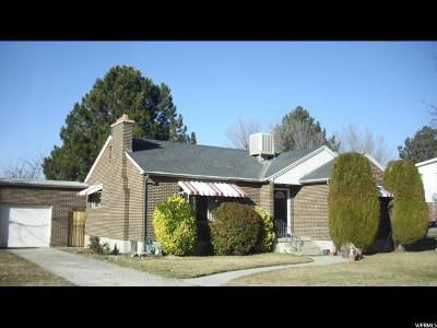 Orem Single Family Home For Sale: 1562 S 450 E