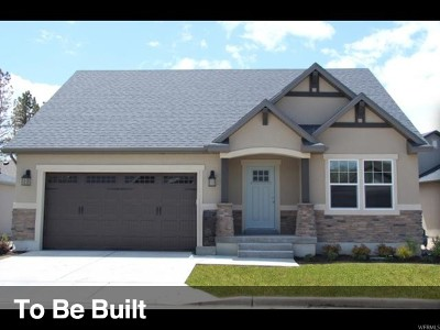 Spanish Fork UT Single Family Home For Sale: $324,900