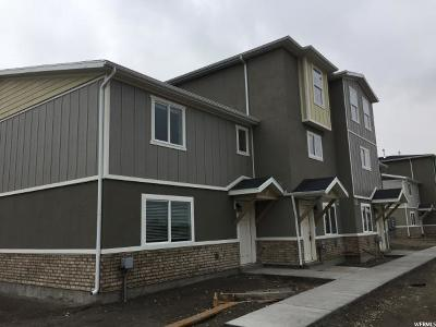 American Fork Townhouse For Sale: 727 E 500 S
