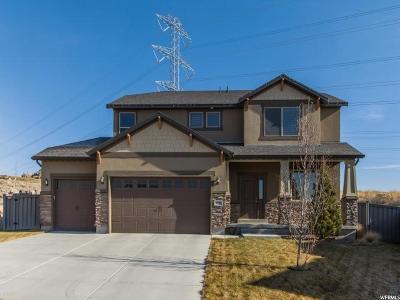 Eagle Mountain Single Family Home For Sale: 8982 N Suffolk Ln W