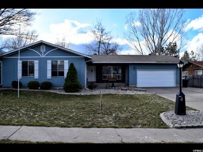 Logan Single Family Home For Sale: 1226 Mountain Rd