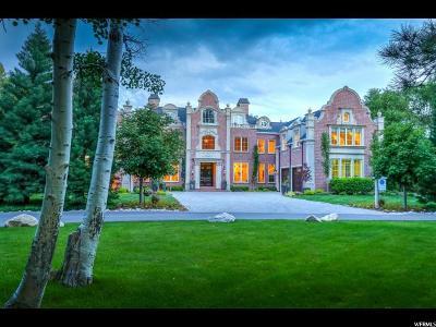 Holladay Single Family Home For Sale: 2590 E Walker Ln