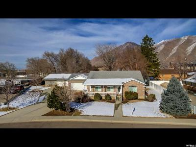 Mapleton Single Family Home For Sale: 1258 W 1500 N